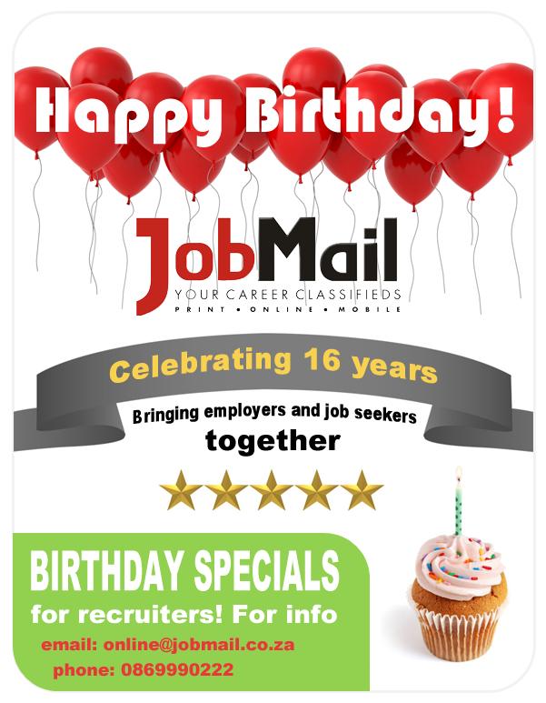 www.JobMail.co.za