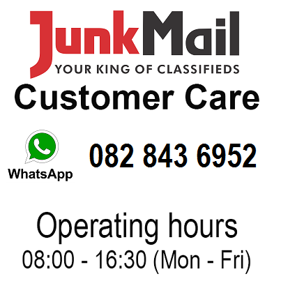 Junk Mail Customer Care on WhatsApp